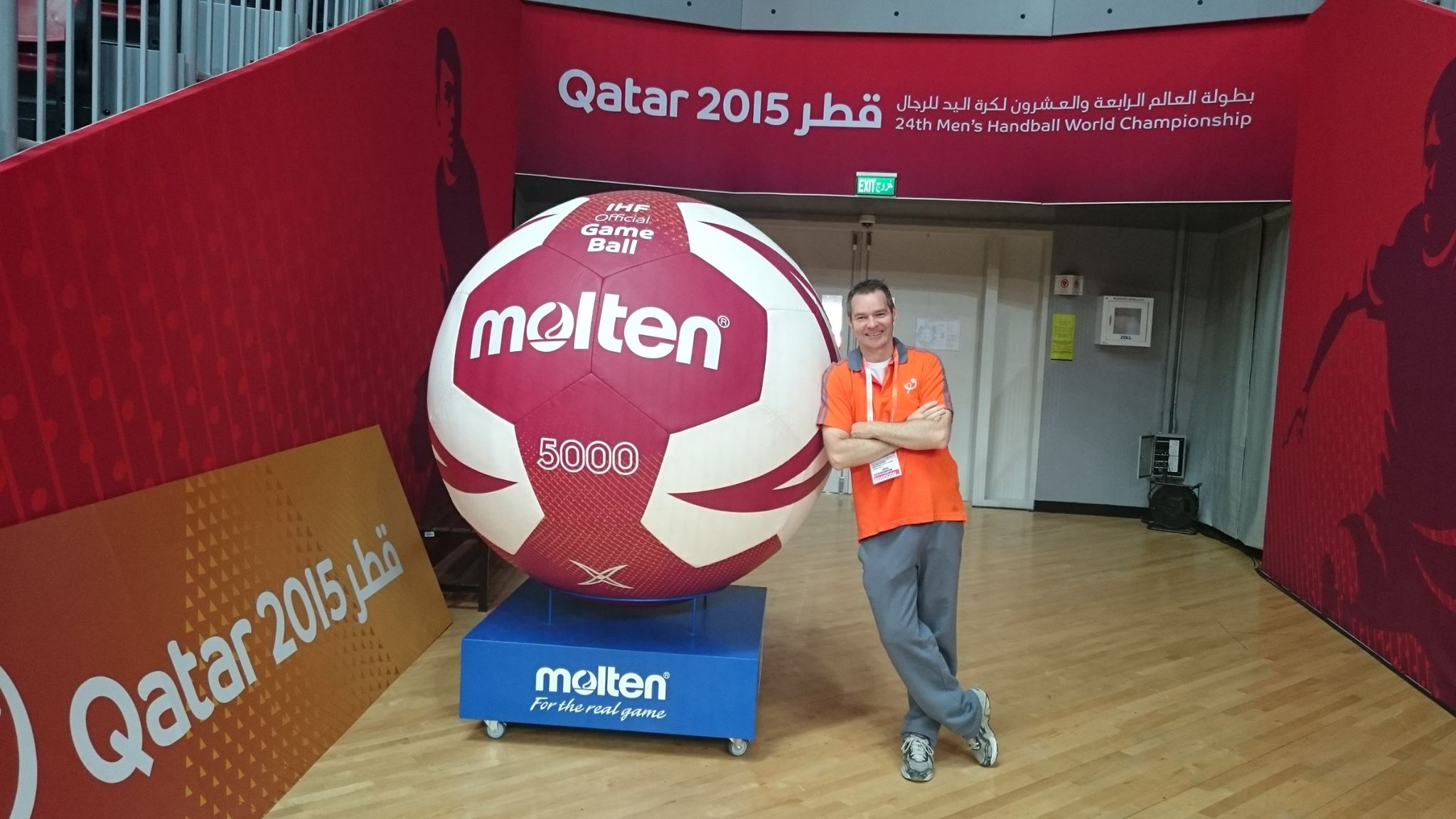 Katar_Ball