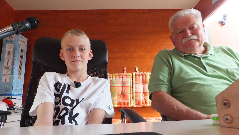 Rummel_6_Aaron Haberkorn mit Opa_foto Frank Kleemann