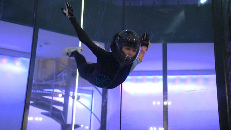 Cynthia-2-Indoor Skydive